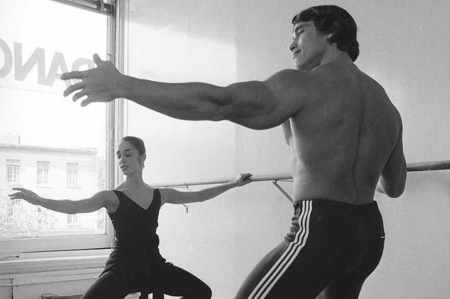 arnold-ballet-class