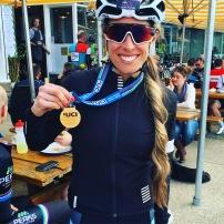 UCI World Gran Fondo Qualifier - Amy's Race